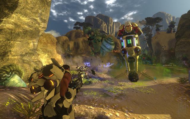 Red 5 Studios ấn định ngày ra mắt của Firefall 5