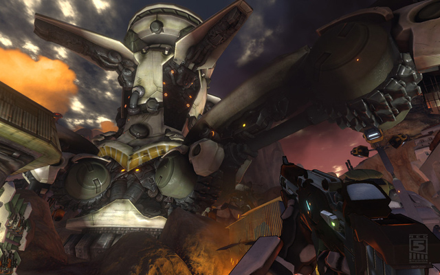 Red 5 Studios ấn định ngày ra mắt của Firefall 6
