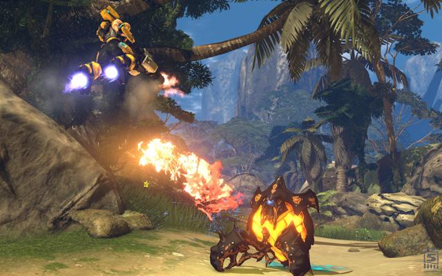 Red 5 Studios ấn định ngày ra mắt của Firefall 7