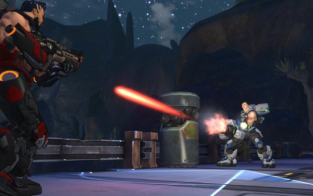 Red 5 Studios ấn định ngày ra mắt của Firefall 10