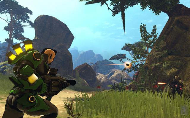 Red 5 Studios ấn định ngày ra mắt của Firefall 11