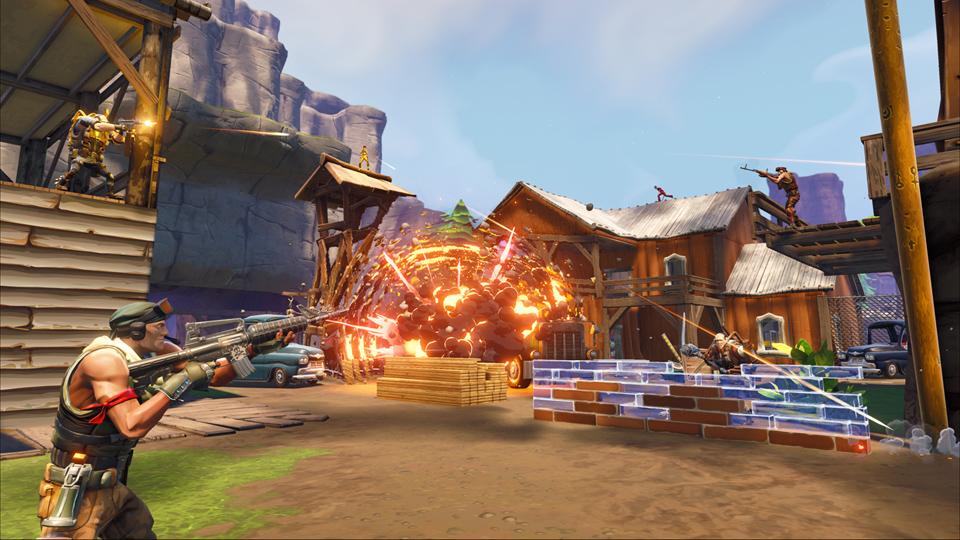 Epic Games hé lộ tựa game đầu tiên sử dụng Unreal 4 3