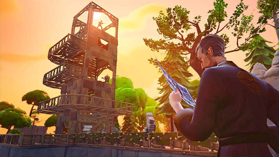 Epic Games hé lộ tựa game đầu tiên sử dụng Unreal 4 4
