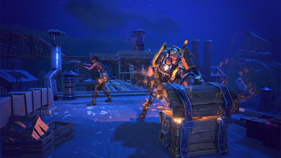 Epic Games hé lộ tựa game đầu tiên sử dụng Unreal 4 6