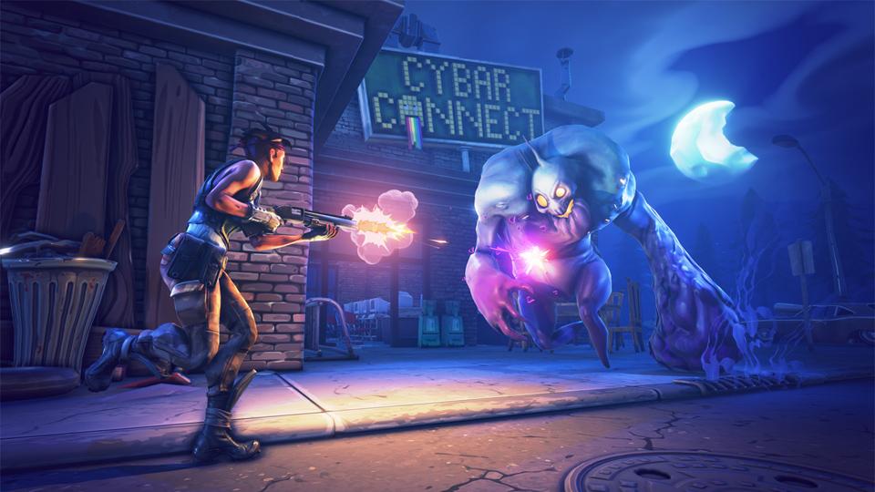Epic Games hé lộ tựa game đầu tiên sử dụng Unreal 4 7