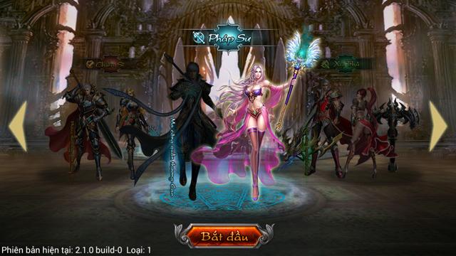 GameLand Mobile tặng giftcode Thống Trị Đất Thánh 2