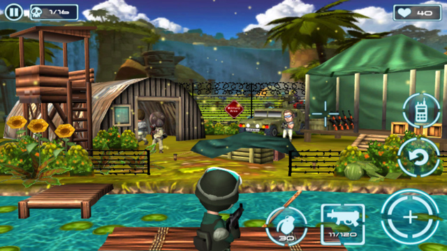 Splay Games trình làng game mới Modern World War 1
