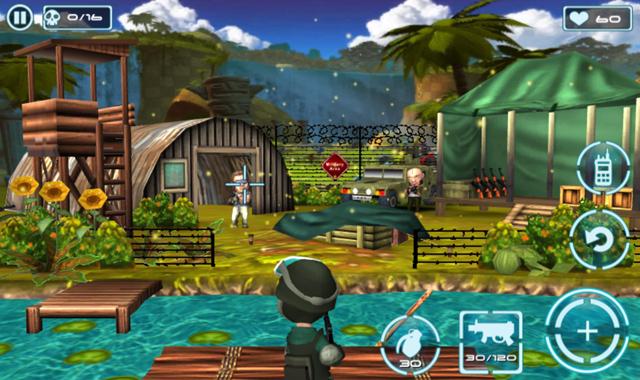 Splay Games trình làng game mới Modern World War 4