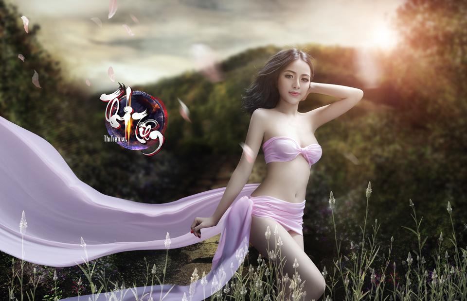 Trang Anna tung ảnh nóng trước ngày Thí Tiên ra mắt - Ảnh 6