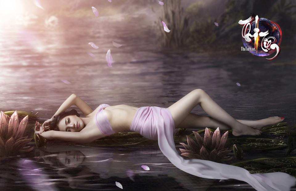 Trang Anna tung ảnh nóng trước ngày Thí Tiên ra mắt - Ảnh 7