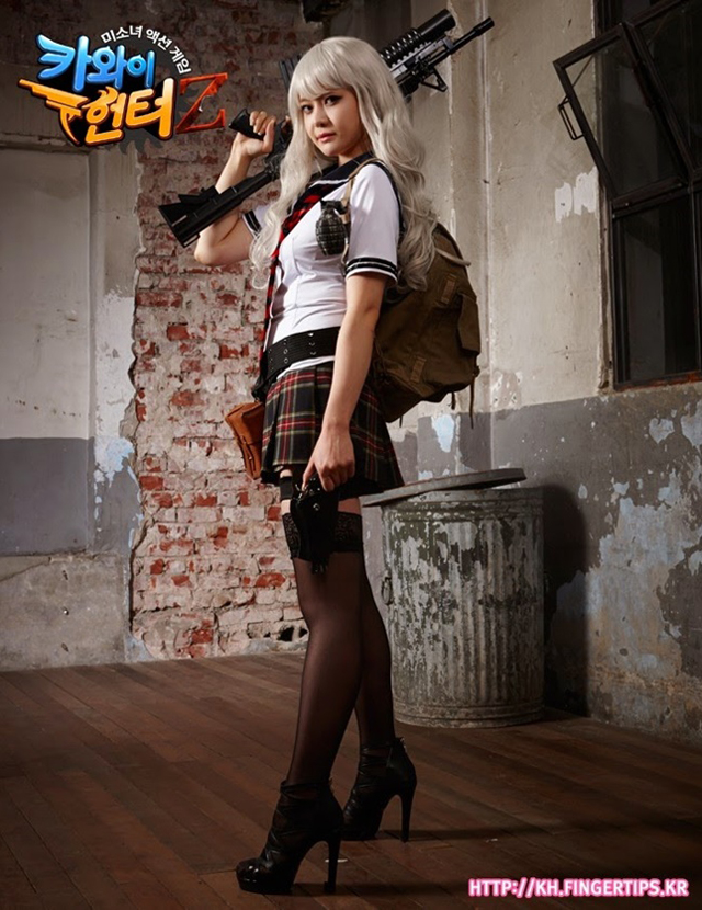 Chiêm ngưỡng dàn hot girl xinh đẹp của Kwai Hunter - Ảnh 1