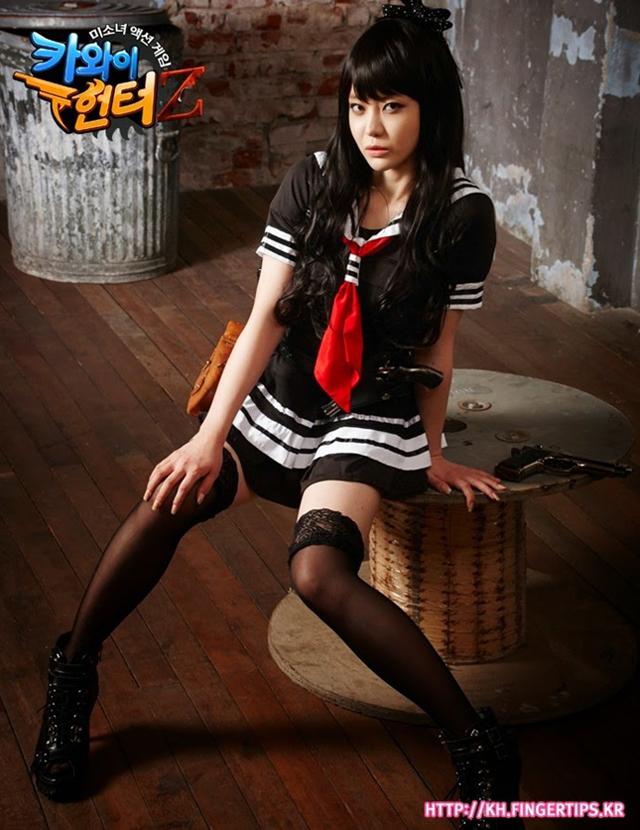 Chiêm ngưỡng dàn hot girl xinh đẹp của Kwai Hunter - Ảnh 2