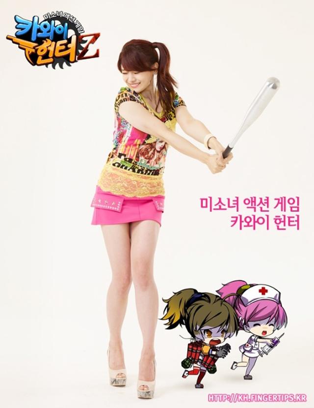 Chiêm ngưỡng dàn hot girl xinh đẹp của Kwai Hunter - Ảnh 5