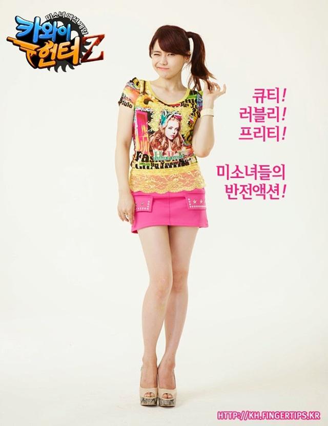 Chiêm ngưỡng dàn hot girl xinh đẹp của Kwai Hunter - Ảnh 6