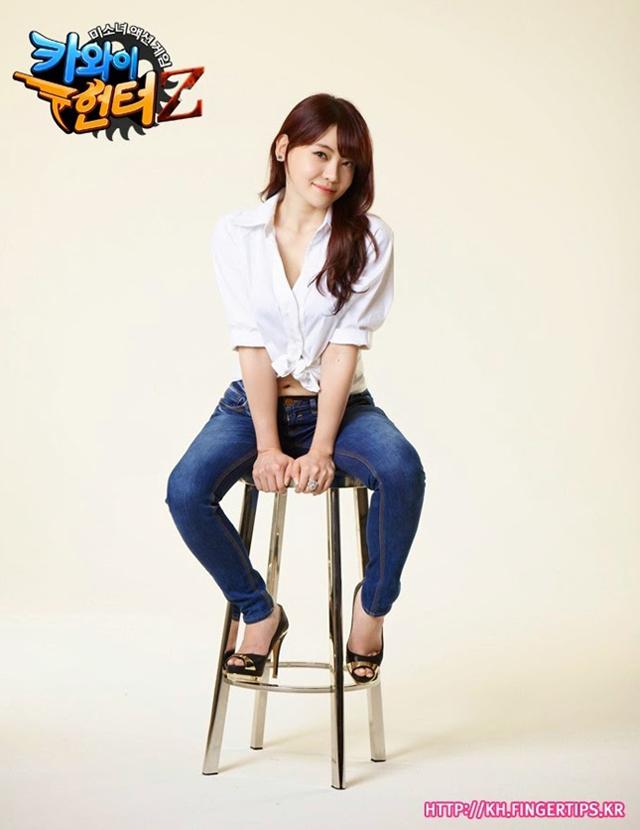 Chiêm ngưỡng dàn hot girl xinh đẹp của Kwai Hunter - Ảnh 8