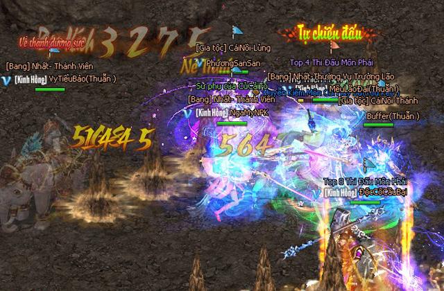 9K Truyền Kỳ: Gợi ý vui chơi dành cho cao thủ 7X 2