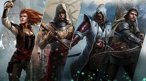 Ubisoft hé lộ về game di động Assassin's Creed Memories 1