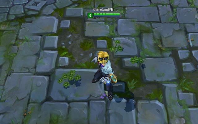 LMHT: Vi và Ezreal có trang phục mới 2
