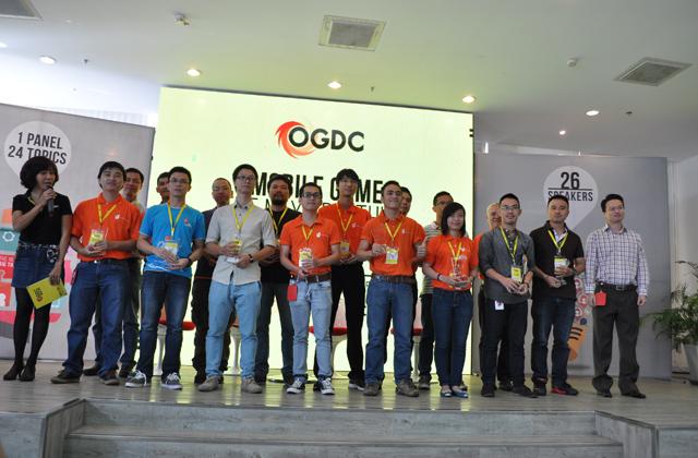 OGDC 2014 chọn chủ đề chính là game di động 4