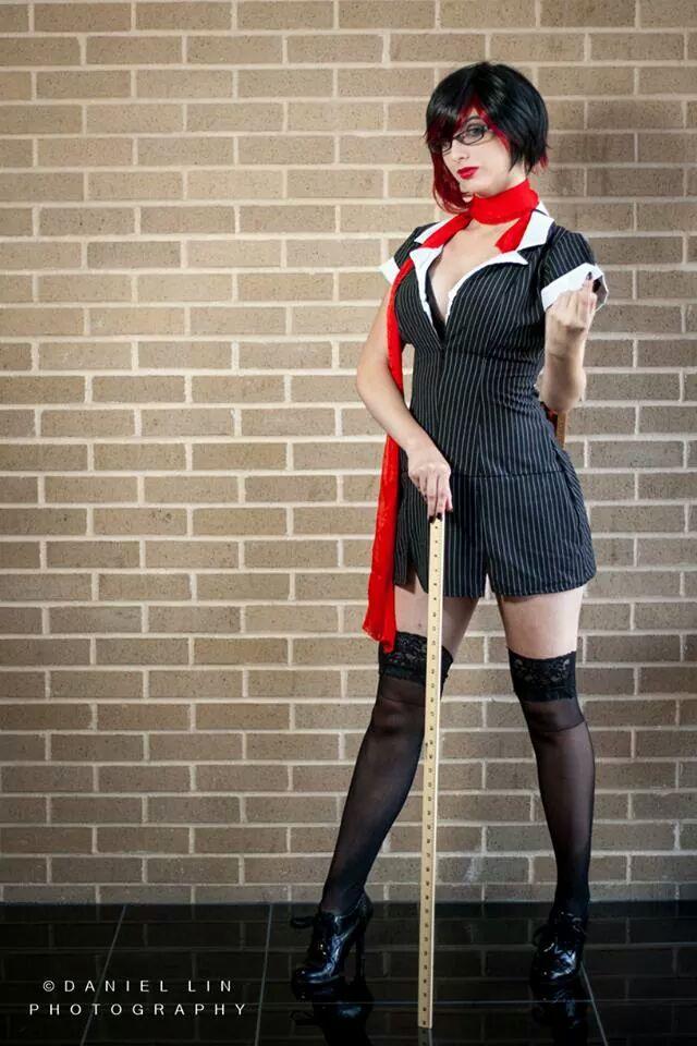 Cosplay Cô Giáo Fiora cực gợi cảm của Pandora Alphina - Ảnh 1