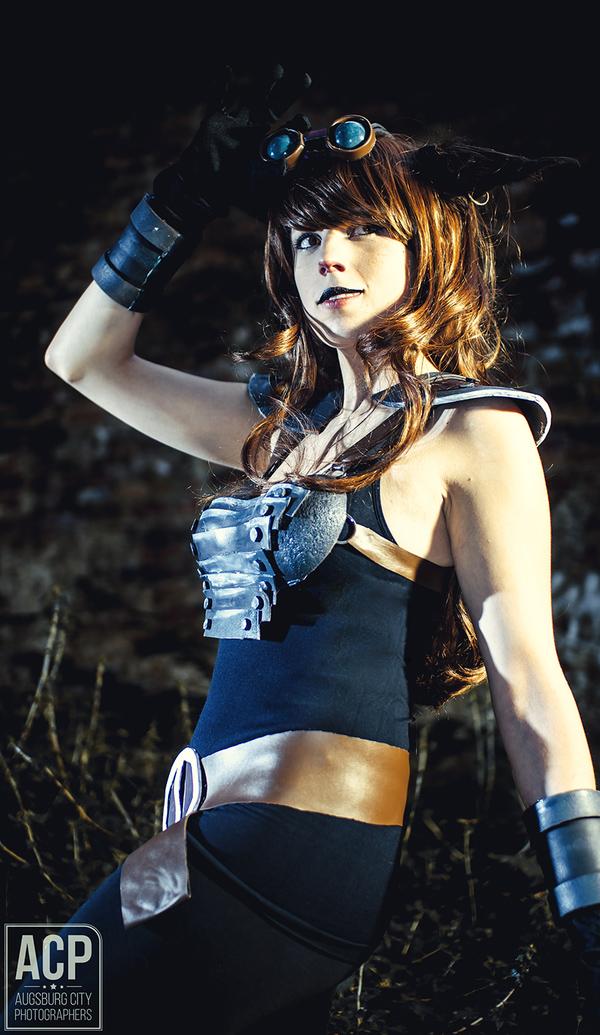 Ngắm cosplay Ziggs phiên bản nữ cực đáng yêu - Ảnh 3