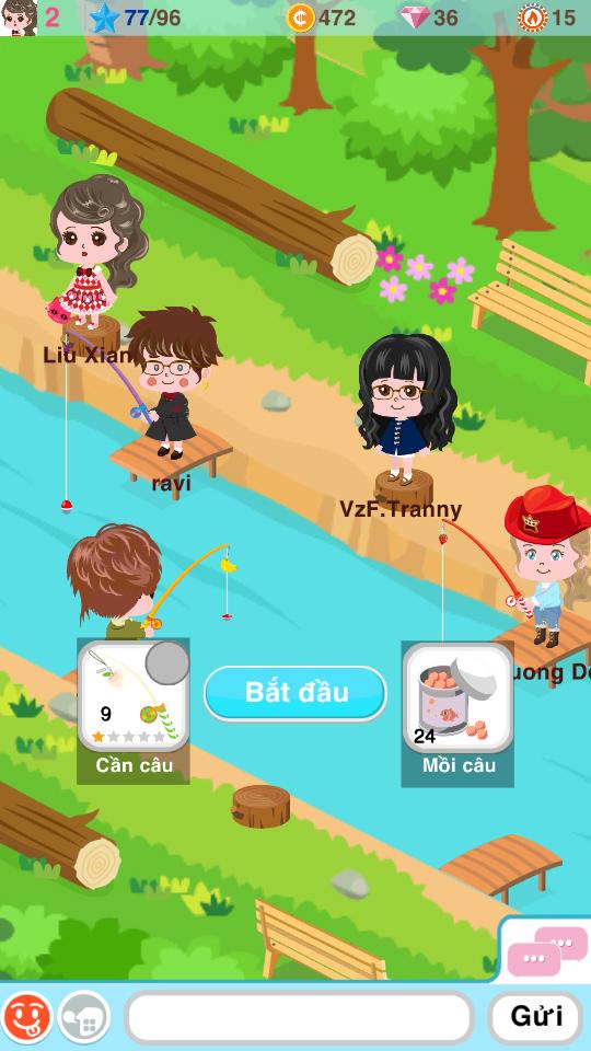 SunGate hé lộ hình ảnh phiên bản Việt của Chatty Play 17
