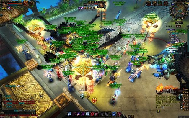 VTC Game hé lộ về game mới Huyết Chiến 3