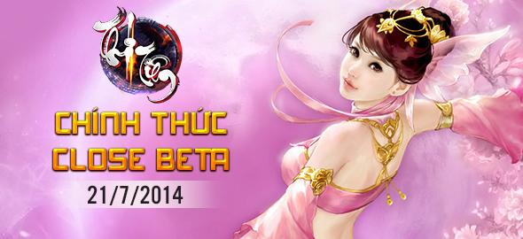 GameLandVN tặng giftcode Kết Đan game Thí Tiên 1