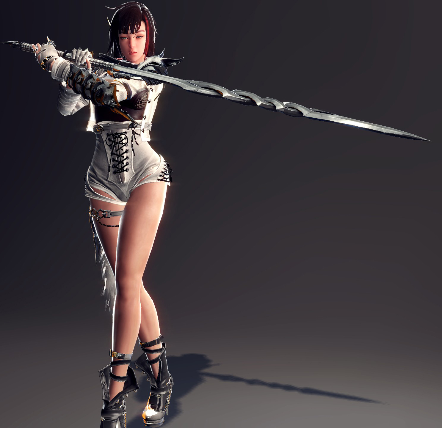Mabinogi Heroes: Hot girl Arisha lộ ảnh nóng 2