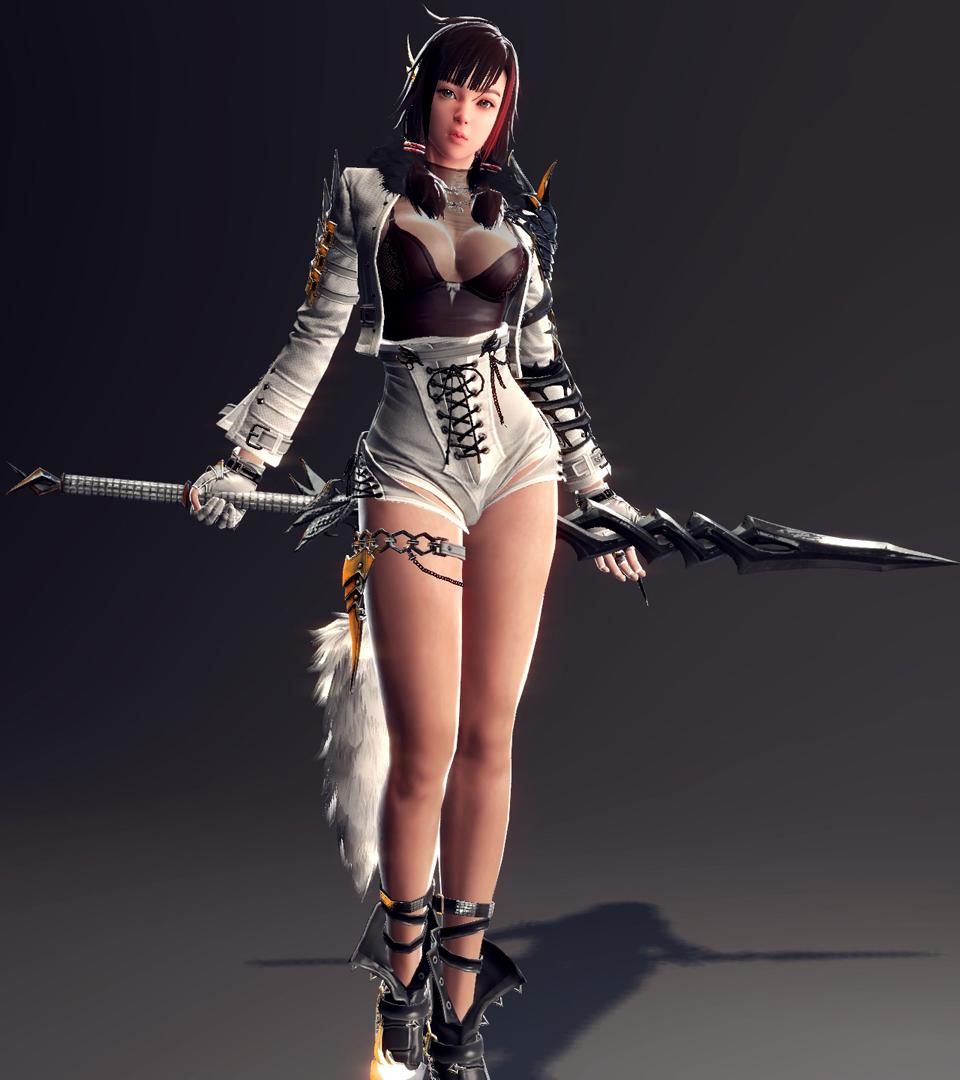 Mabinogi Heroes: Hot girl Arisha lộ ảnh nóng 3