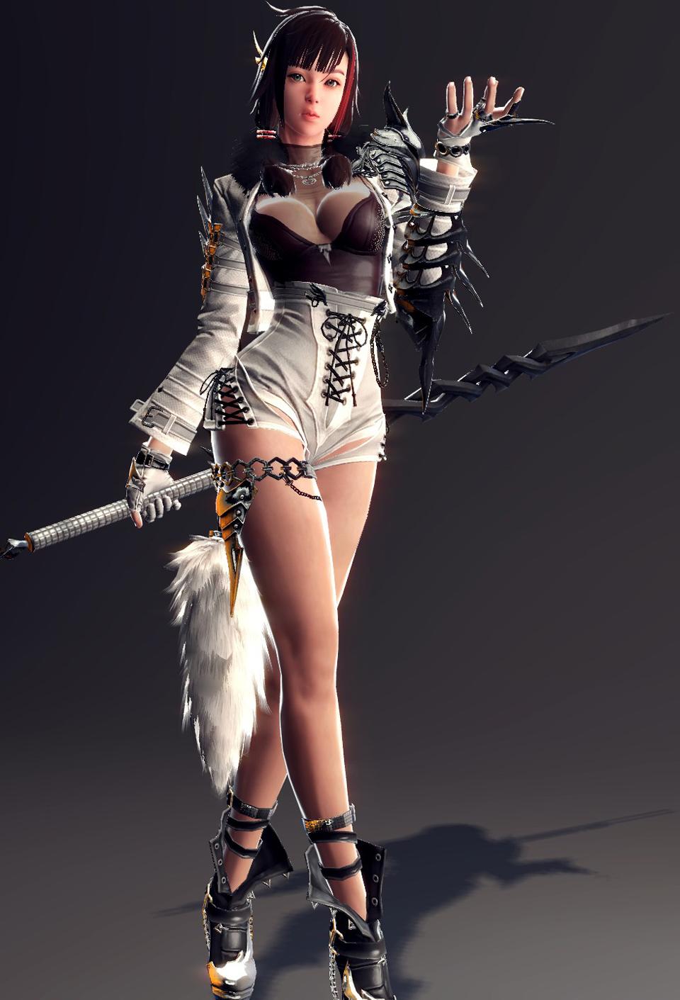 Mabinogi Heroes: Hot girl Arisha lộ ảnh nóng 4
