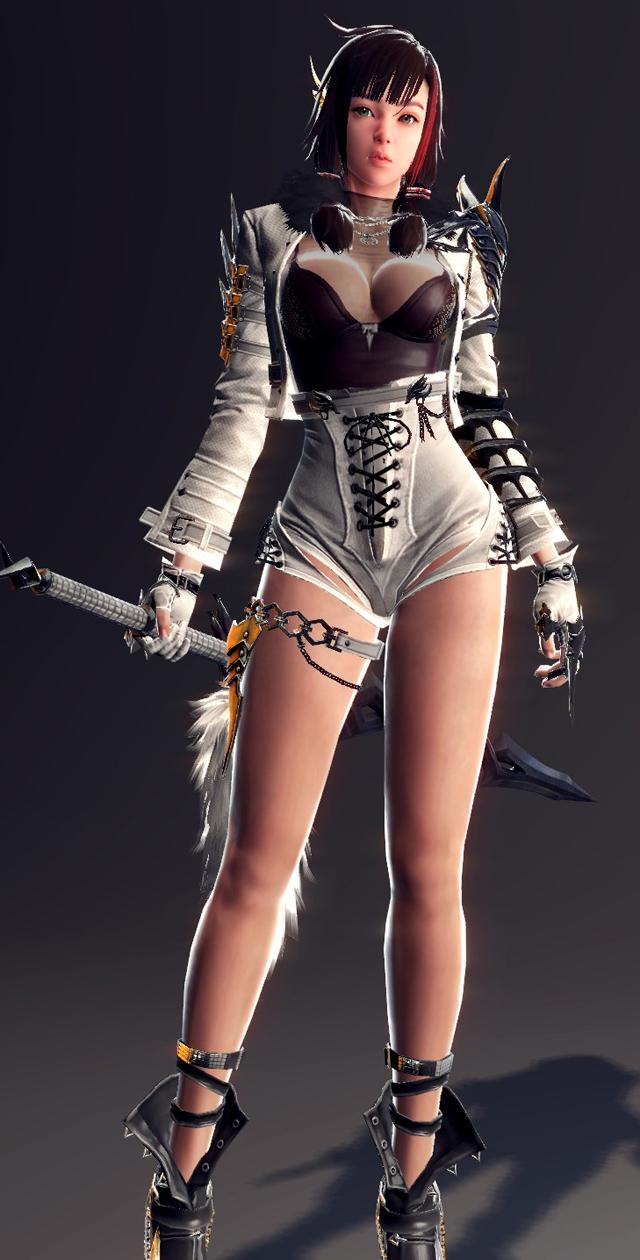 Mabinogi Heroes: Hot girl Arisha lộ ảnh nóng 5
