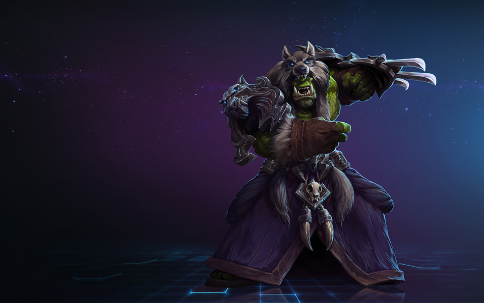 Rehgar sắp có mặt trong Heroes of the Storm 2