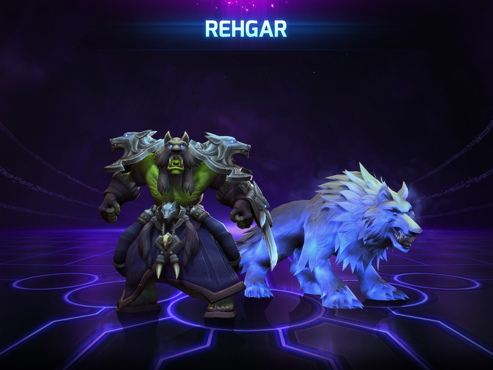 Rehgar sắp có mặt trong Heroes of the Storm 3