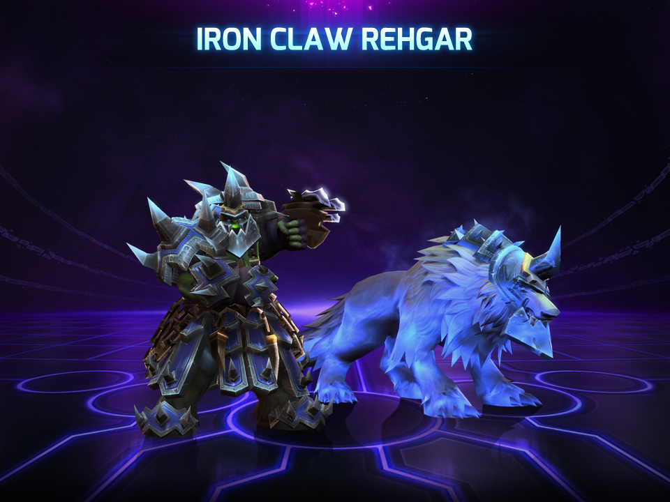 Rehgar sắp có mặt trong Heroes of the Storm 4