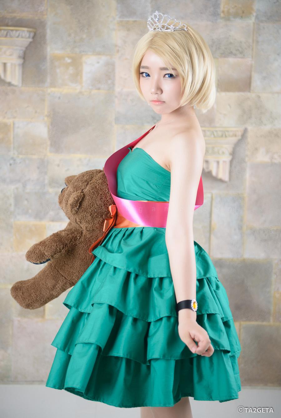 Ngắm cosplay Annie Hoa Hậu cực xinh - Ảnh 4