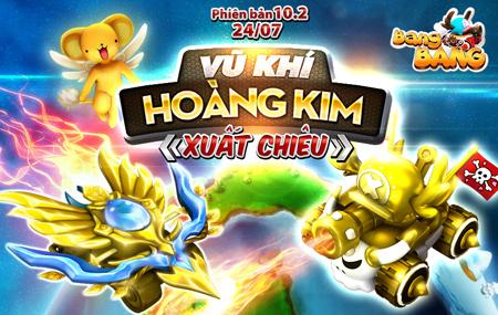 Gấu Kero trở thành thú cưng trong BangBang Online 2