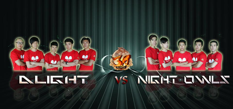 Dlight và Night Owls tranh tài tại Đại Hội Lẩu Hành 2
