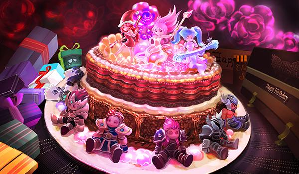 LMHT: Khởi động chuỗi sự kiện đón sinh nhật lần 2 3