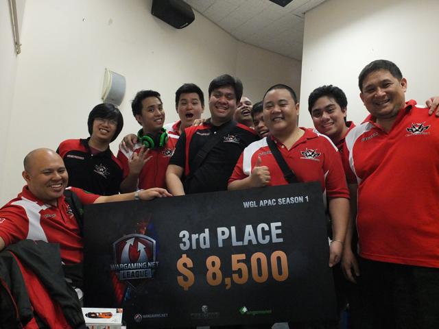 WOT: ARETE vô địch WGL APAC mùa 1 3
