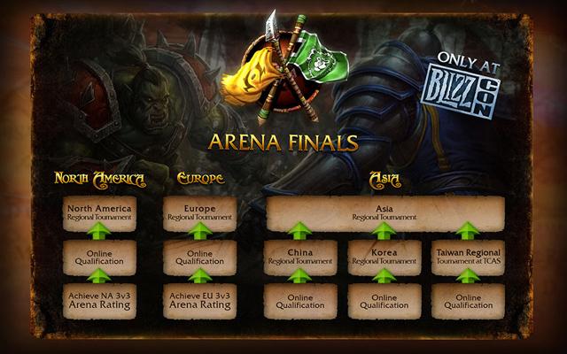 Blizzard tổ chức thi đấu WoW tại BlizzCon 2014 2