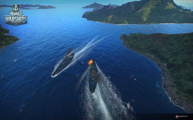World of Warships sẽ có mặt tại Gamescom 2014 1