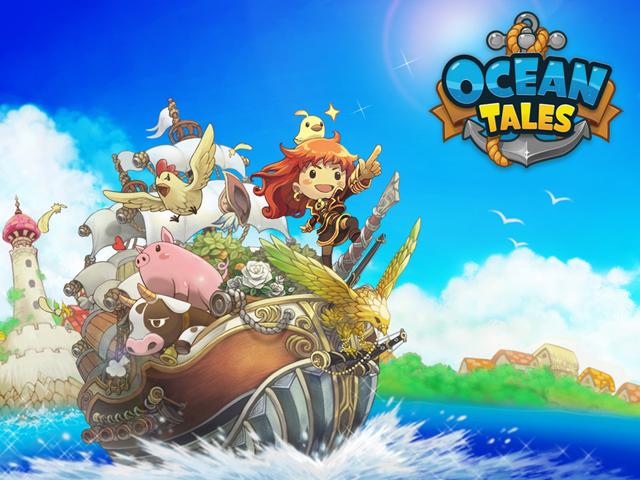 Ocean Tales có mặt trên App Store và Google Play 1