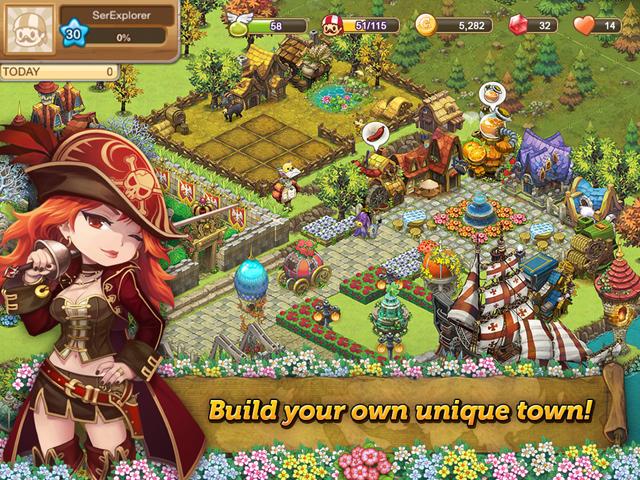 Ocean Tales có mặt trên App Store và Google Play 2