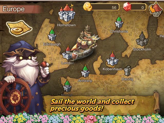 Ocean Tales có mặt trên App Store và Google Play 3
