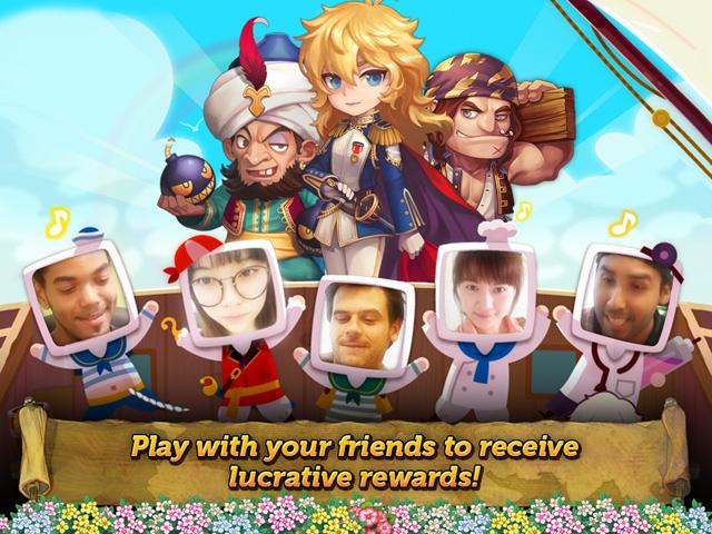 Ocean Tales có mặt trên App Store và Google Play 5