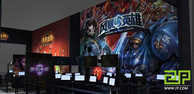 Heroes of the Storm sẽ có mặt tại ChinaJoy 2014 8