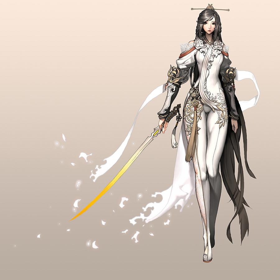 NCsoft đưa Blade & Soul tới Đài Loan 1