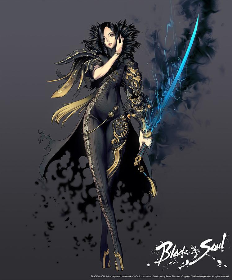 NCsoft đưa Blade & Soul tới Đài Loan 5