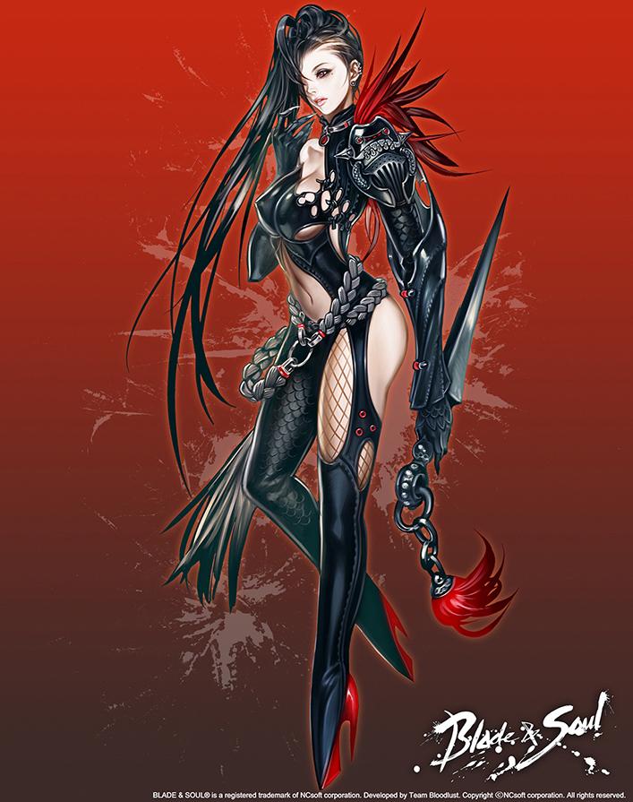 NCsoft đưa Blade & Soul tới Đài Loan 10